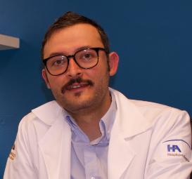 Dr Diego Antonio Preciado